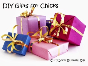 give away essential oils