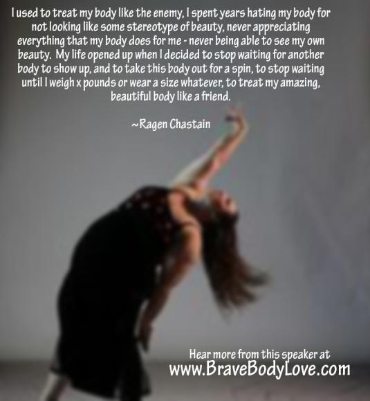 Ragen dance quote
